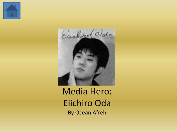 media hero eiichiro oda by ocean afreh n.