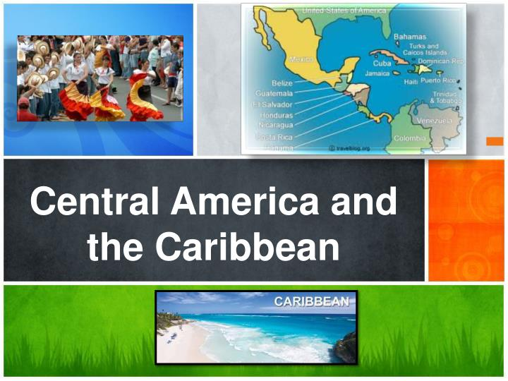 central america and the caribbean n.