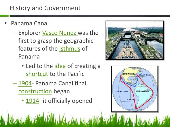 History and Government