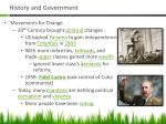 history and government4