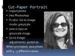 cut paper portrait1