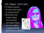 cut paper portrait14