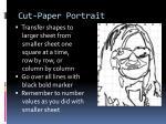 cut paper portrait6