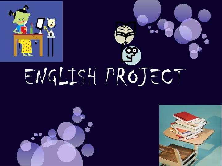 english project n.