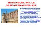 museo municipal de saint germain en laye