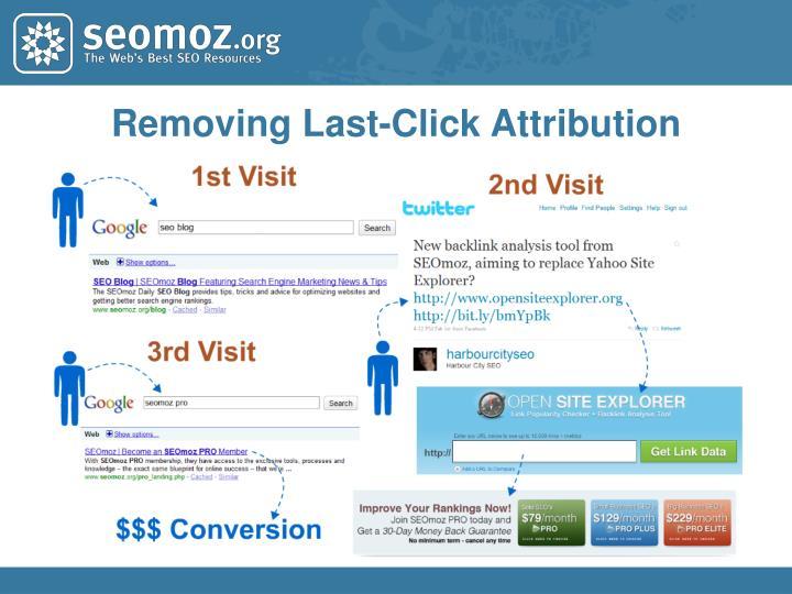 Removing Last-Click Attribution
