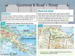 gazetteer road street