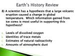 earth s history review3