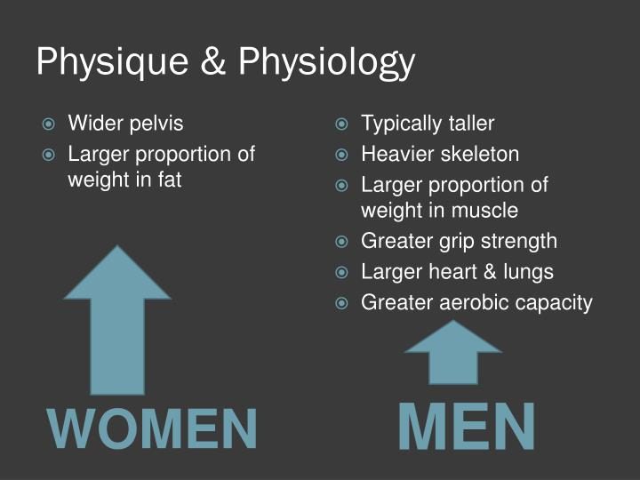 Physique & Physiology