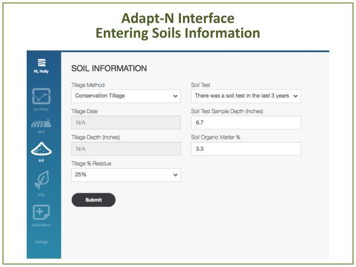 Adapt-N Interface