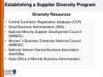 diversity resources