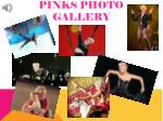 pinks photo gallery