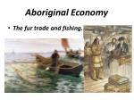 aboriginal economy