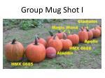 group mug shot i