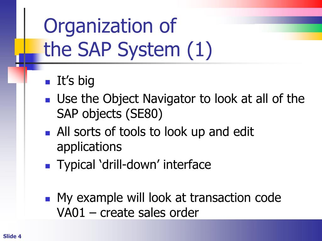 PPT - Introduction to ABAP and SAP Structure PowerPoint