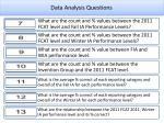 data analysis questions1