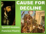 cause for decline1