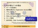 windows server 20081