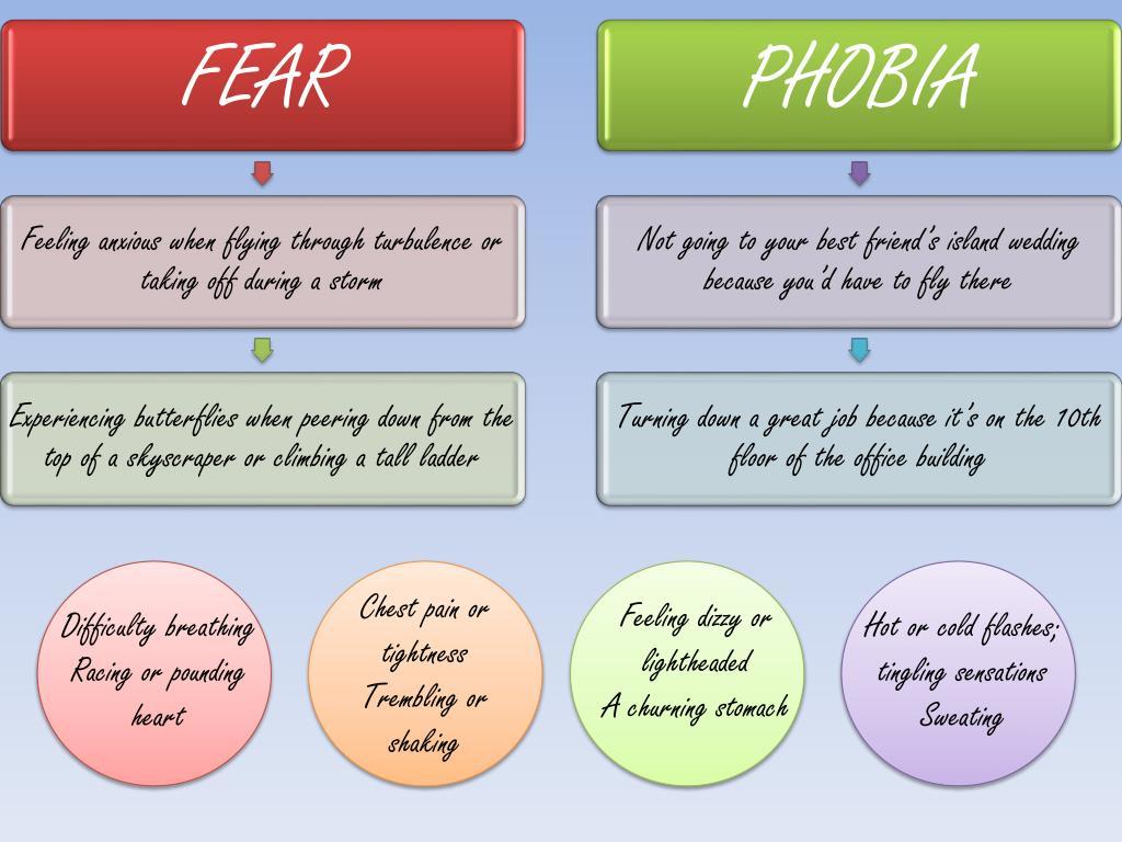 PPT - Phobia PowerPoint Presentation - ID:6496835