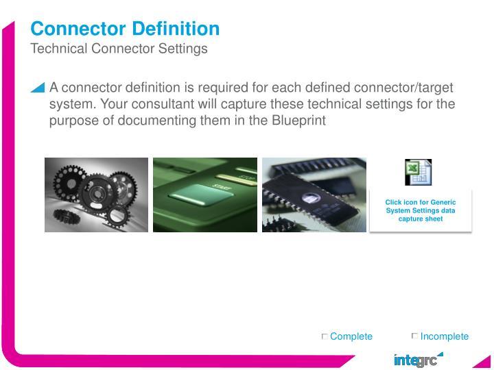 Connector Definition