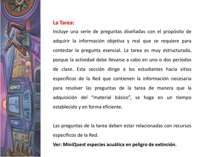 La Tarea: