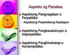 aspekto ng pandiwa1