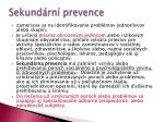sekund rn prevence1