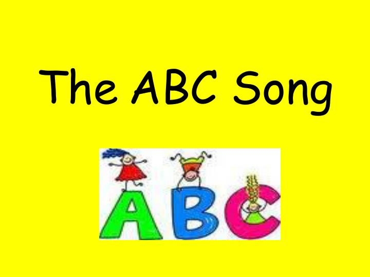 the abc song n.