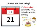 what s the date today10