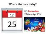 what s the date today11