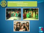 club administration christmas party december 18 2013