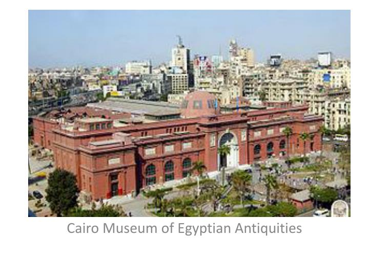 cairo museum of egyptian antiquities n.