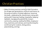 christian practices1