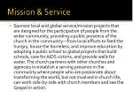 mission service6