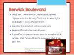 berwick boulevard