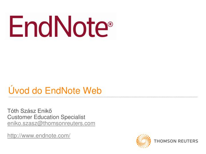 vod do endnote web n.