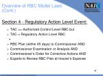 overview of rbc model laws cont1