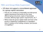 rbc and group wide supervision1