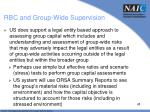 rbc and group wide supervision2
