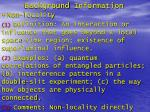 background information4