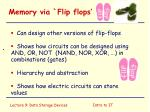 memory via flip flops2