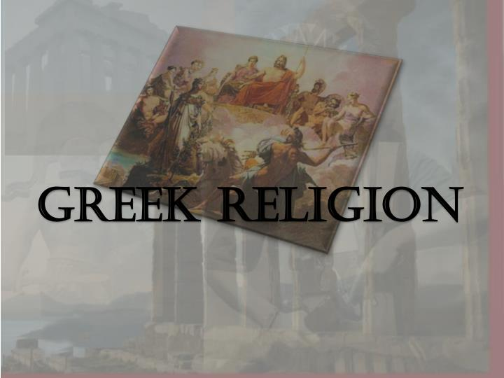 greek religion n.