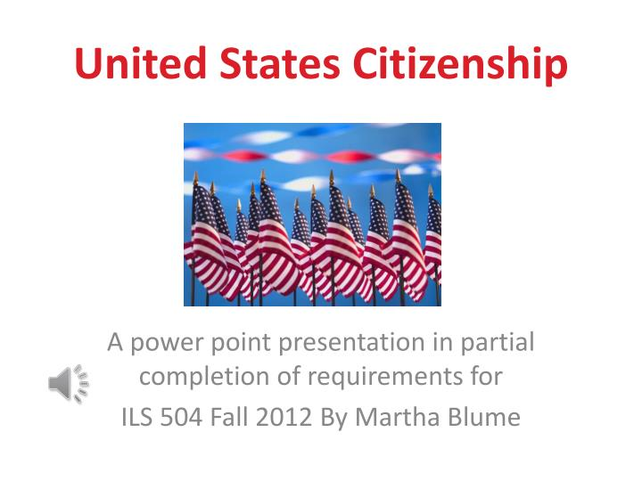 united states citizenship n.