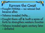 ramses the great1