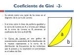 coeficiente de gini 2