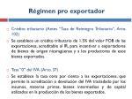 r gimen pro exportador2