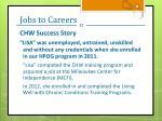 jobs to careers21
