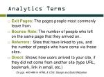 analytics terms1