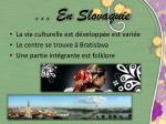 en slovaquie