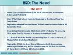rsd the need1